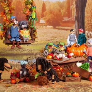 Кукольный спектакль для детей Полянка чудес