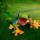 Квакуша из кукольного спектакля Горошинка на полянке чудес