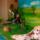 Божья коровка Горошинка из кукольного спектакля Горошинка на полянке чудес  в детском кукольном театре АБ в Москве на Новослободской,