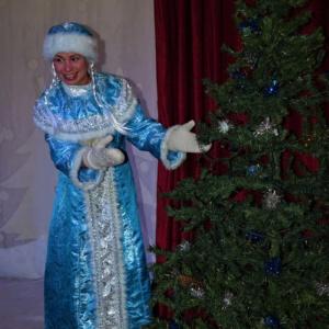 Детская новогодняя елка в Москве