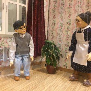 Кукольный спектакль Горошинка в гостях у Никиты