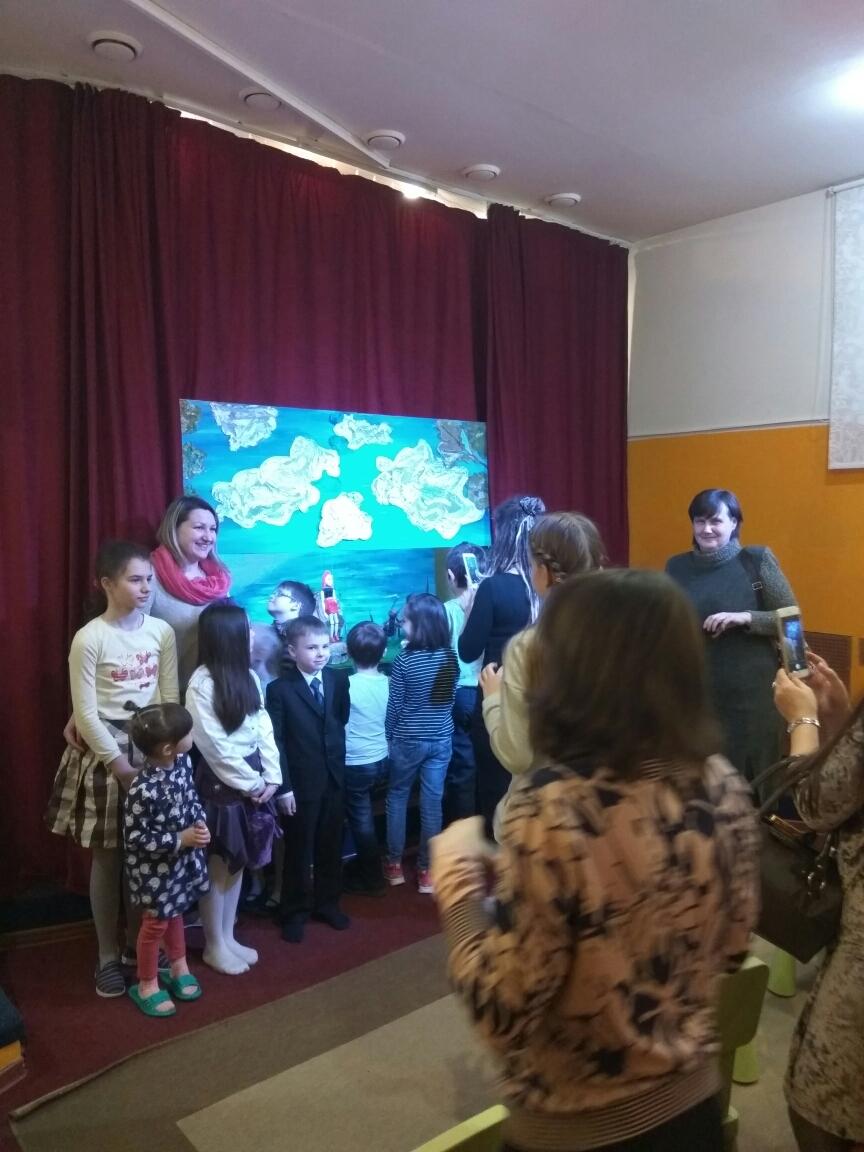 Отзывы зрителей детского кукольного театра АБ